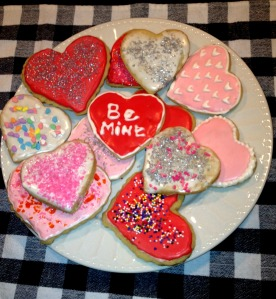 Gorgeous Valentine Cookies
